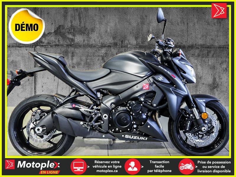 2020 Suzuki GSX-S 1000 DEMO - 1252 KM - 35$/SEMAINE - 5 ans garantie