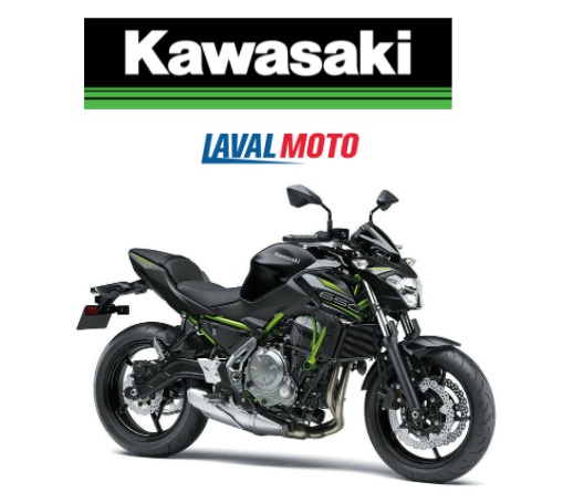 Kawasaki Z650 ABS 2019 - ER650HKF