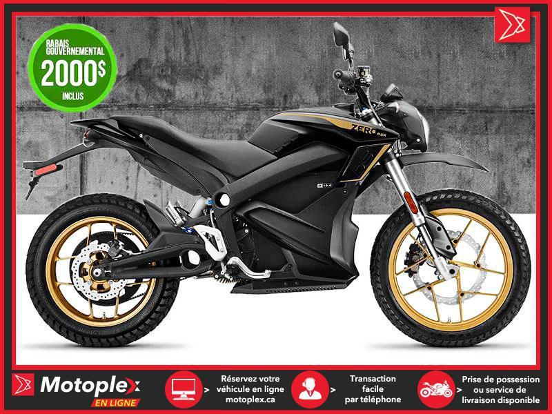 Zero Motorcycles Moto électrique - DSR 14.4 2020