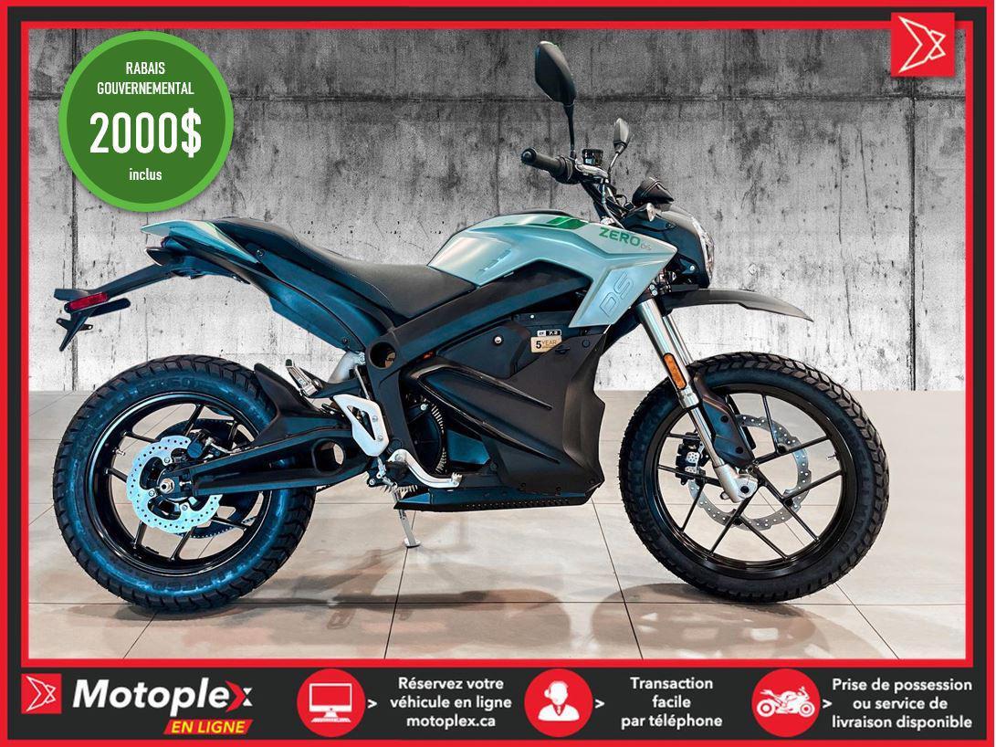 Zero Motorcycles Moto électrique - DS ZF7.2 2021