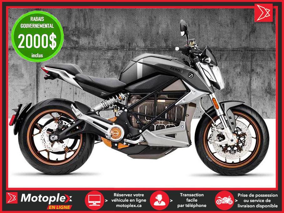 Zero Motorcycles Moto électrique - SR/F Standard 2021