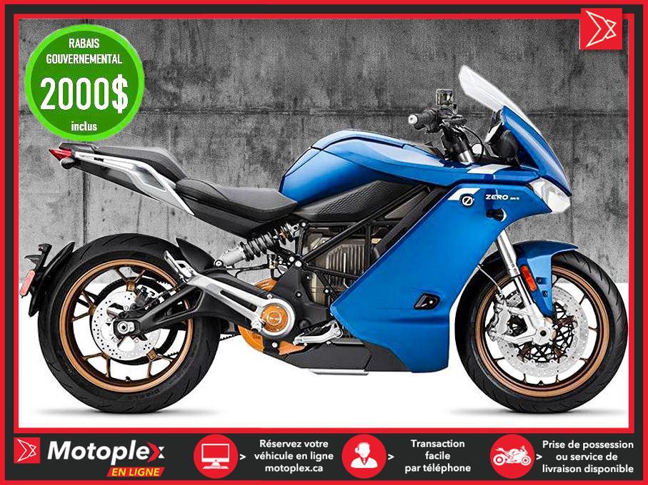 Zero Motorcycles Moto électrique - SR/S PREMIUM 2021