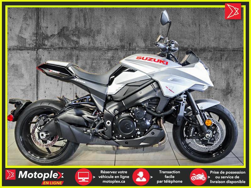 2020 Suzuki Katana GSX-S1000 - DEMO - 38$/SEMAINE - 5 ans garantie