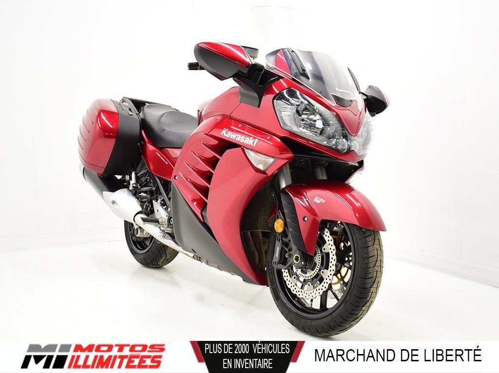 2014 Kawasaki Concours 14 ABS Frais inclus+Taxes