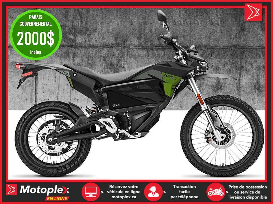 Zero Motorcycles Moto électrique - FX ZF 3.6 Modular 2021