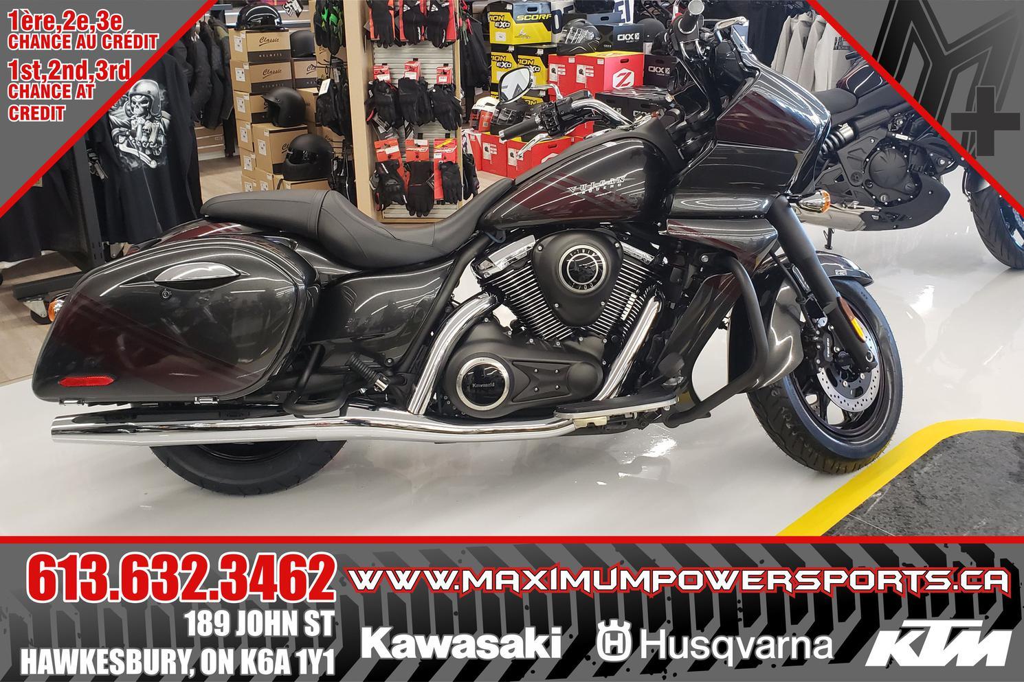 2021 Kawasaki VULCAN - VULCAN 1700 VAQUERO ABS
