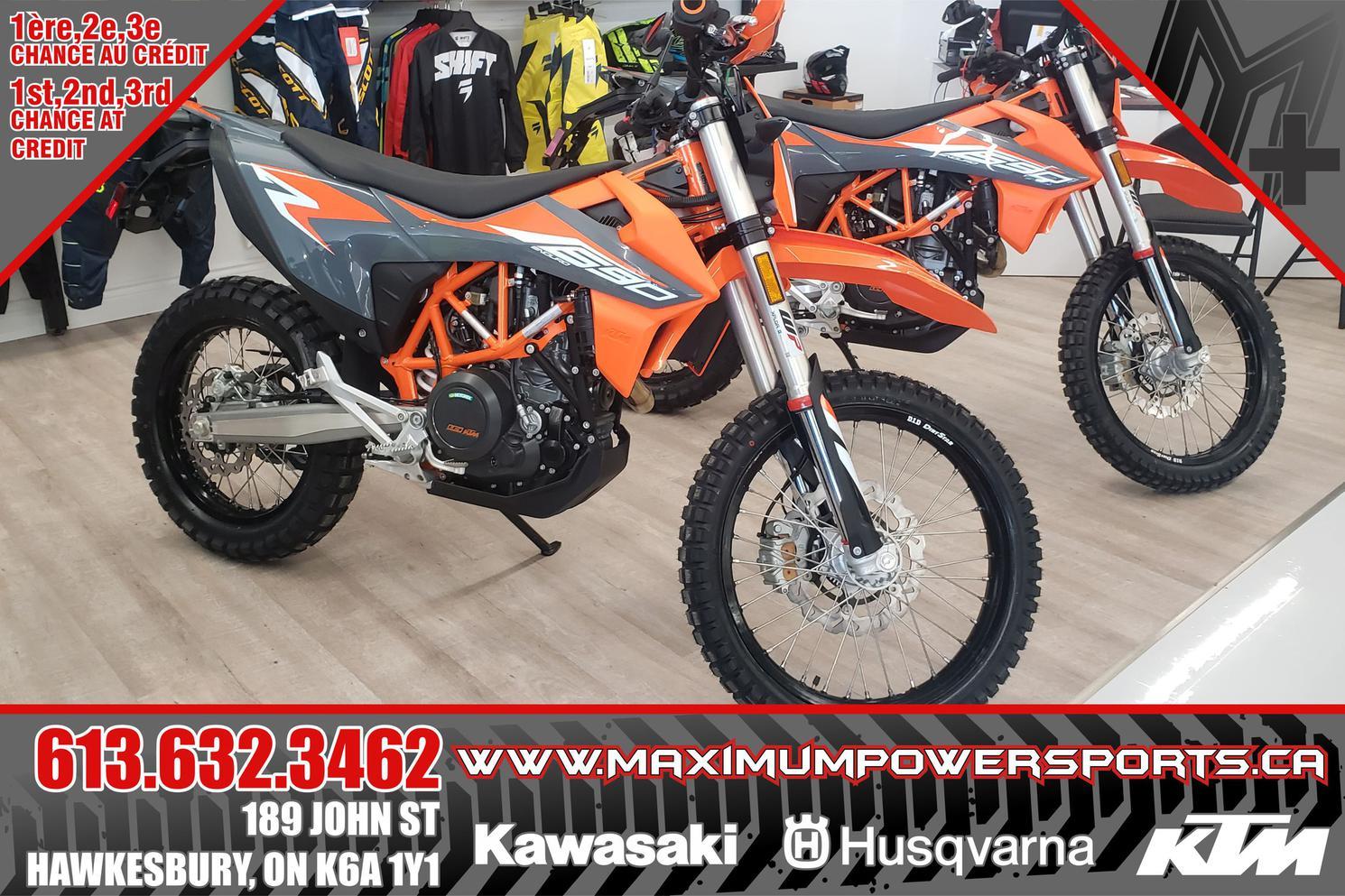 KTM 690 ENDURO R 2021 - 690 ENDURO R