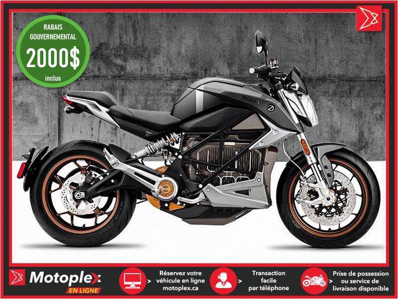 Zero Motorcycles Moto électrique - SR/F Premium 2021