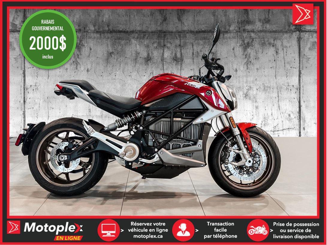 Zero Motorcycles Moto électrique - SR/F Standard 2020
