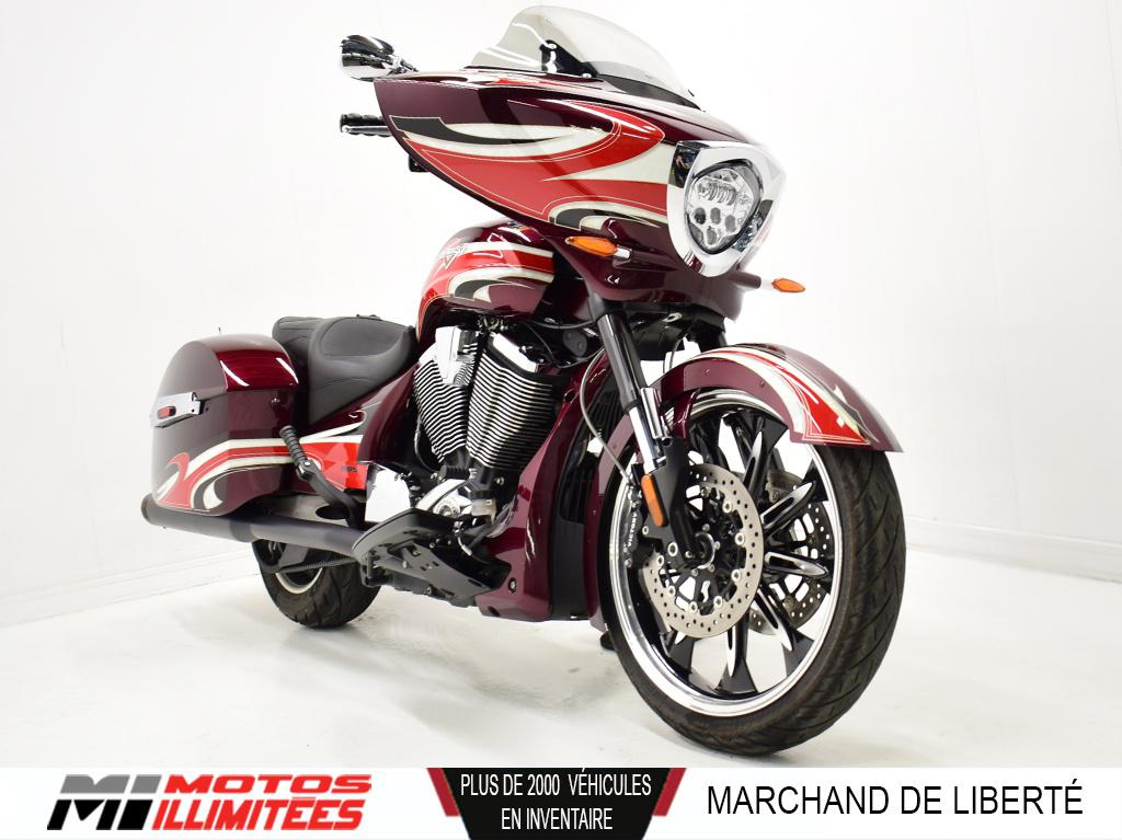 2015 Victory Motorcycles Ness Magnum Frais inclus+Taxes