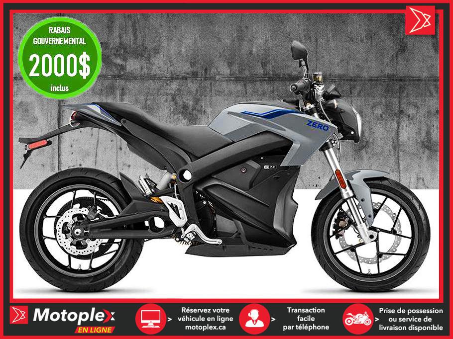 Zero Motorcycles Moto électrique - S ZF7.2 POWERTANK 2021
