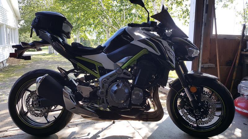 2019 Kawasaki Z900ABS