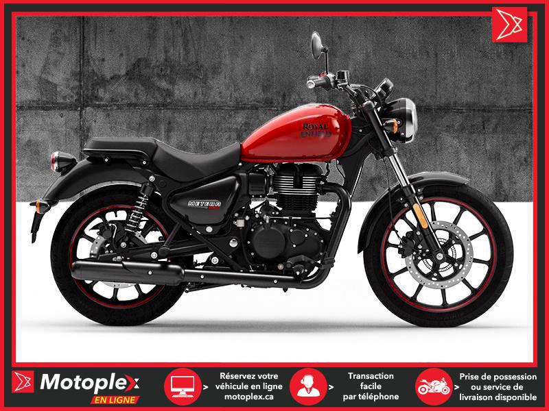 2021 Royal Enfield METEOR 350 FIREBALL RED - 22$/SEMAINE