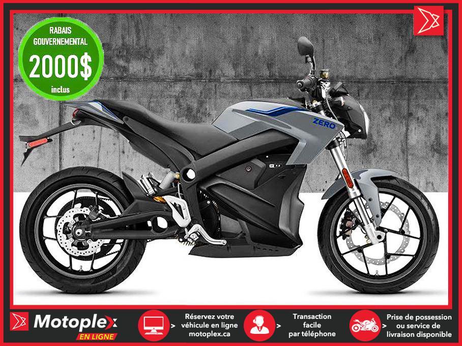 Zero Motorcycles Moto électrique - S ZF7.2 2021