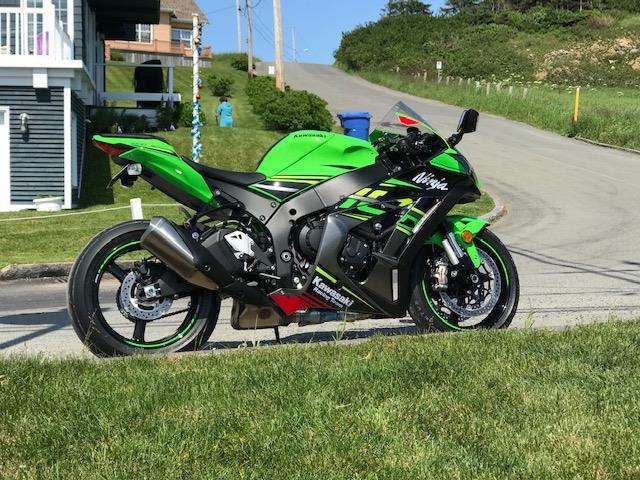 Kawasaki Ninja ZX-10R 2019 - ABS KRT