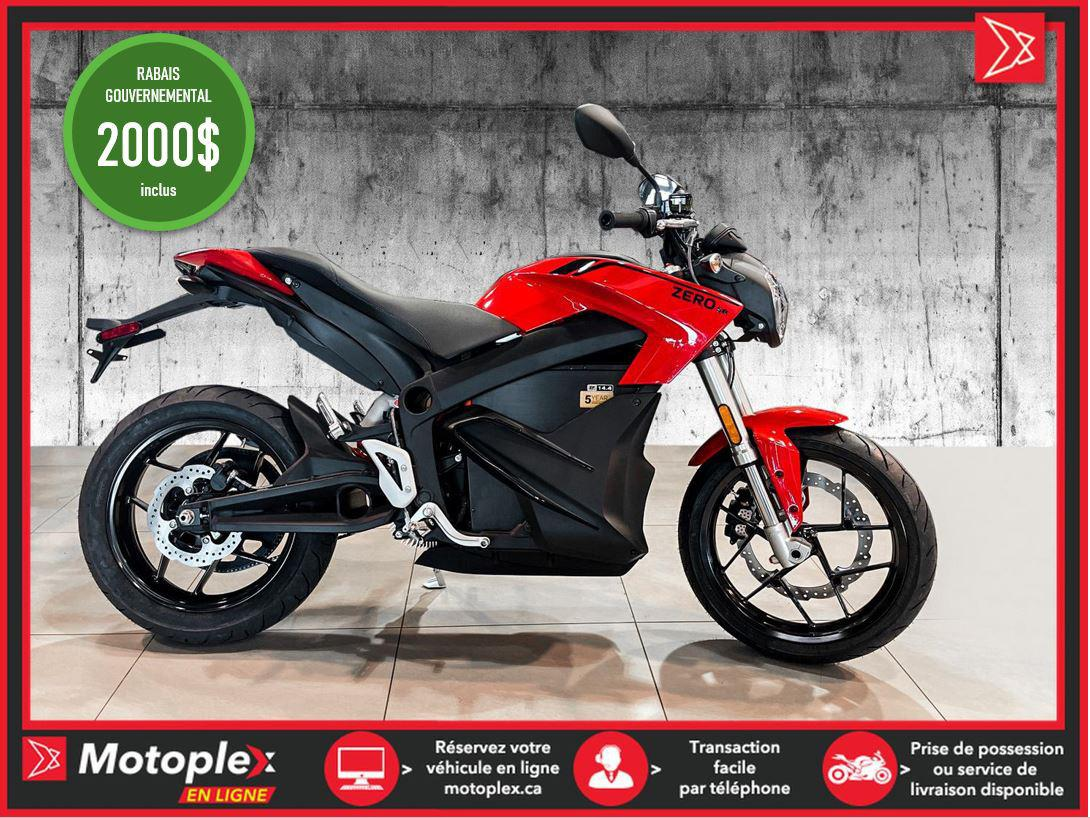 Zero Motorcycles Moto électrique - SR ZF 14.4 2021