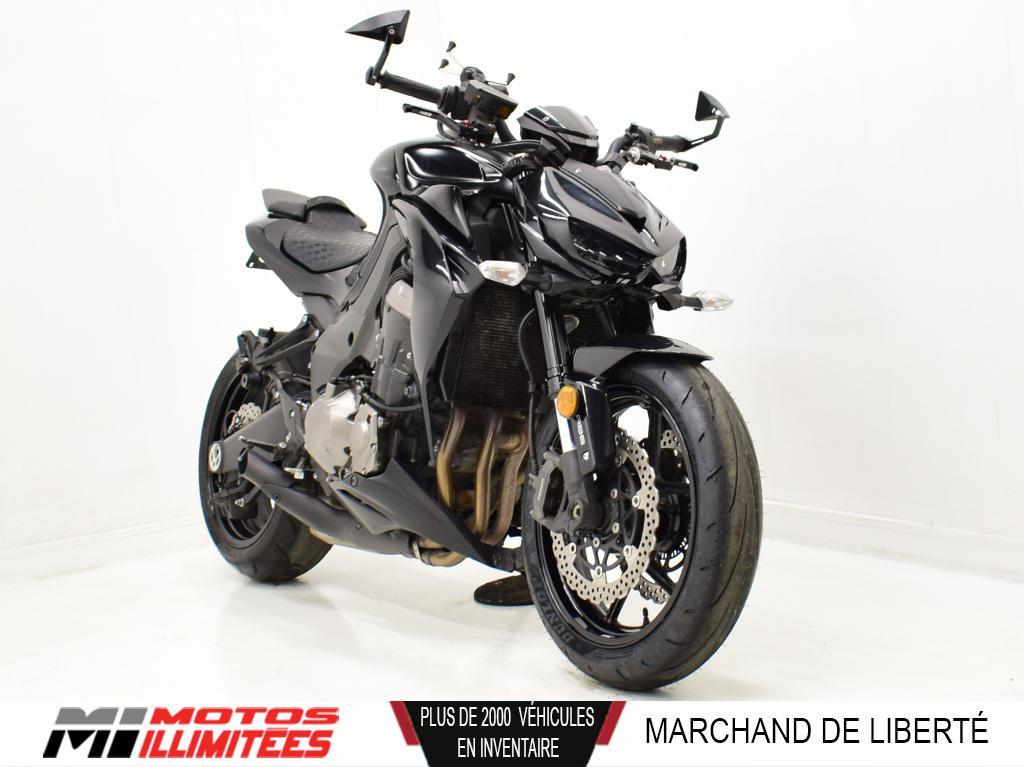 2015 Kawasaki Z1000 ABS Frais inclus+Taxes