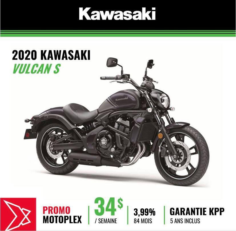 Kawasaki VULCAN S ABS SPECIAL EDITION (SE) 2020