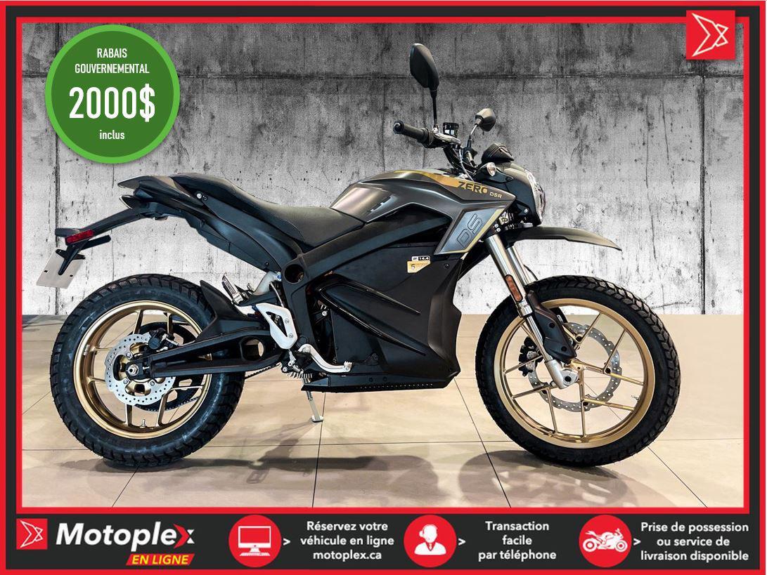 Zero Motorcycles Moto électrique - DSR 14.4 2021