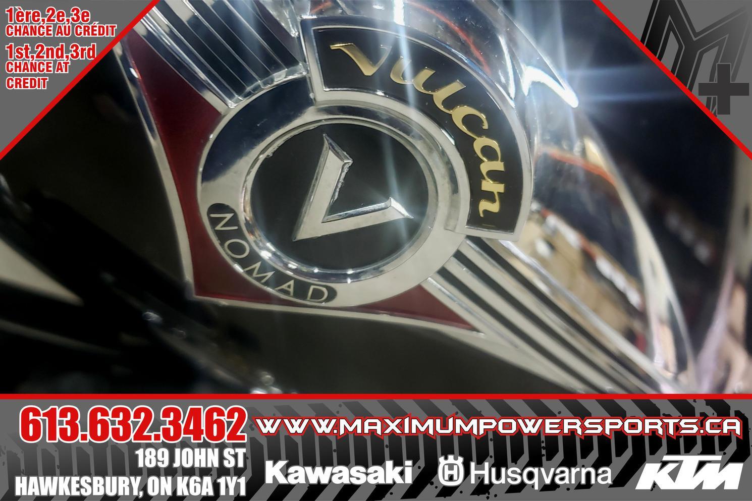 2003 Kawasaki NOMAD 1600 NOMAD 1600