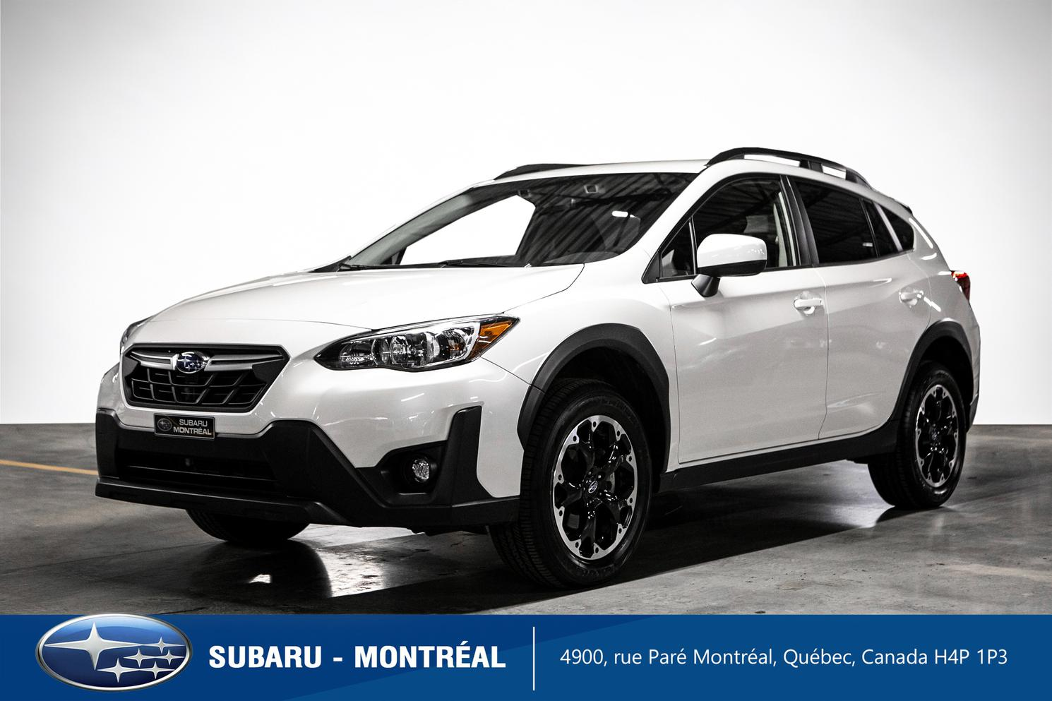 2021 Subaru Crosstrek Touring Eyesight – $308+tx /mois