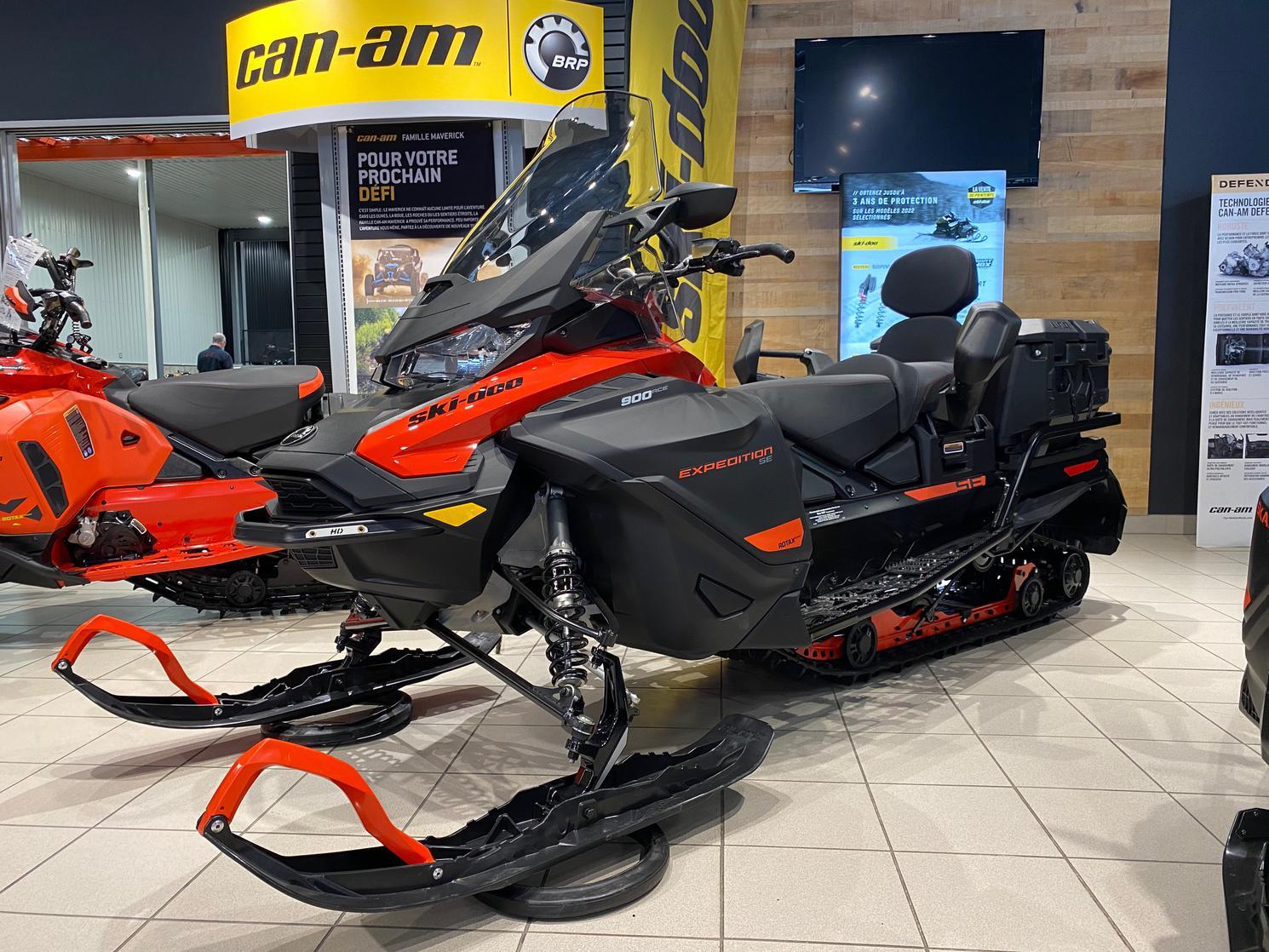 Ski-Doo Expédition SE 900 ACE 2021