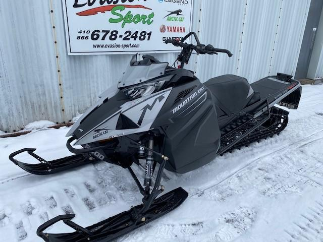 2019 Arctic Cat M8000 Mountain Cat 153  3″
