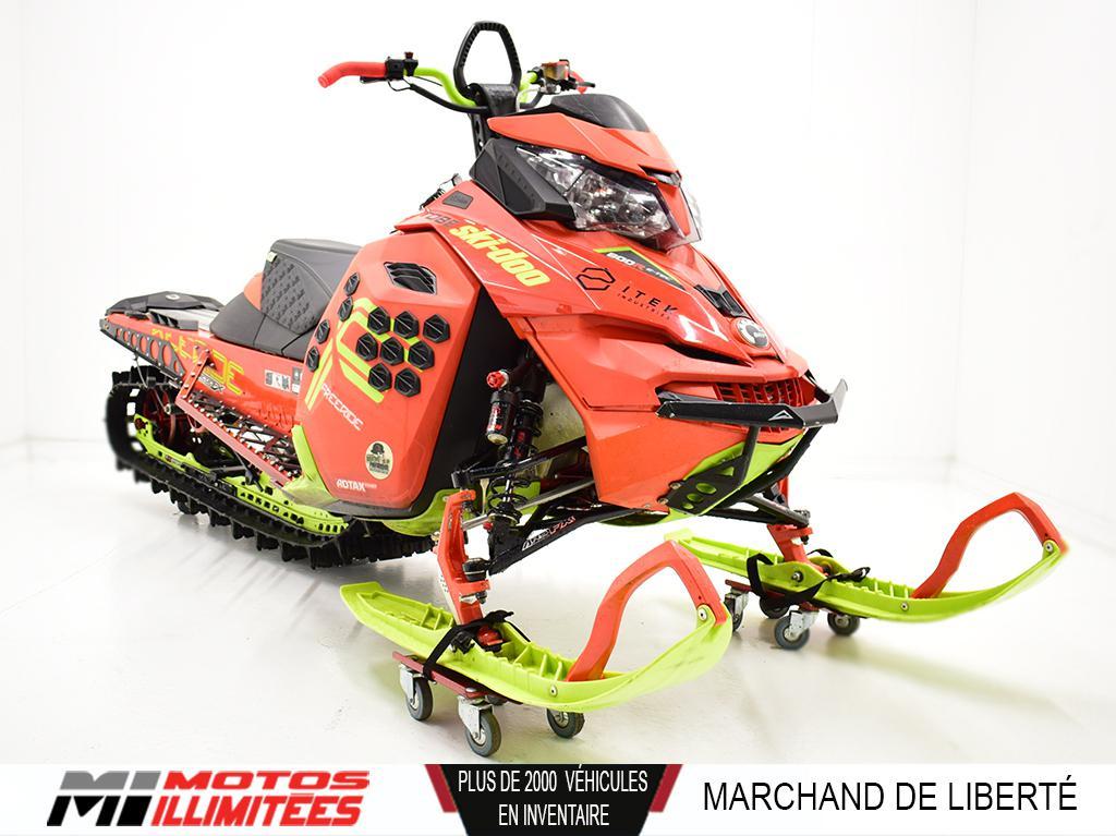 2016 Ski-Doo Freeride 800R E-TEC 154