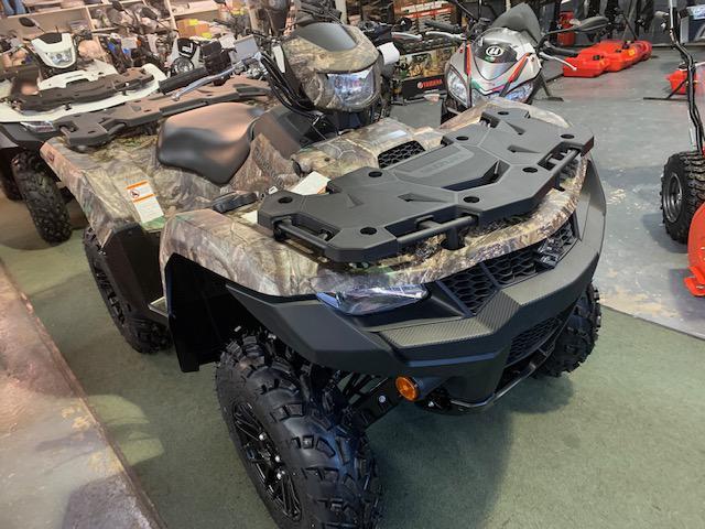 Suzuki KING QUAD 500  AVEC DIRECTION ASSISTÉE ÉLECTRIQUE 2021 - camouflage
