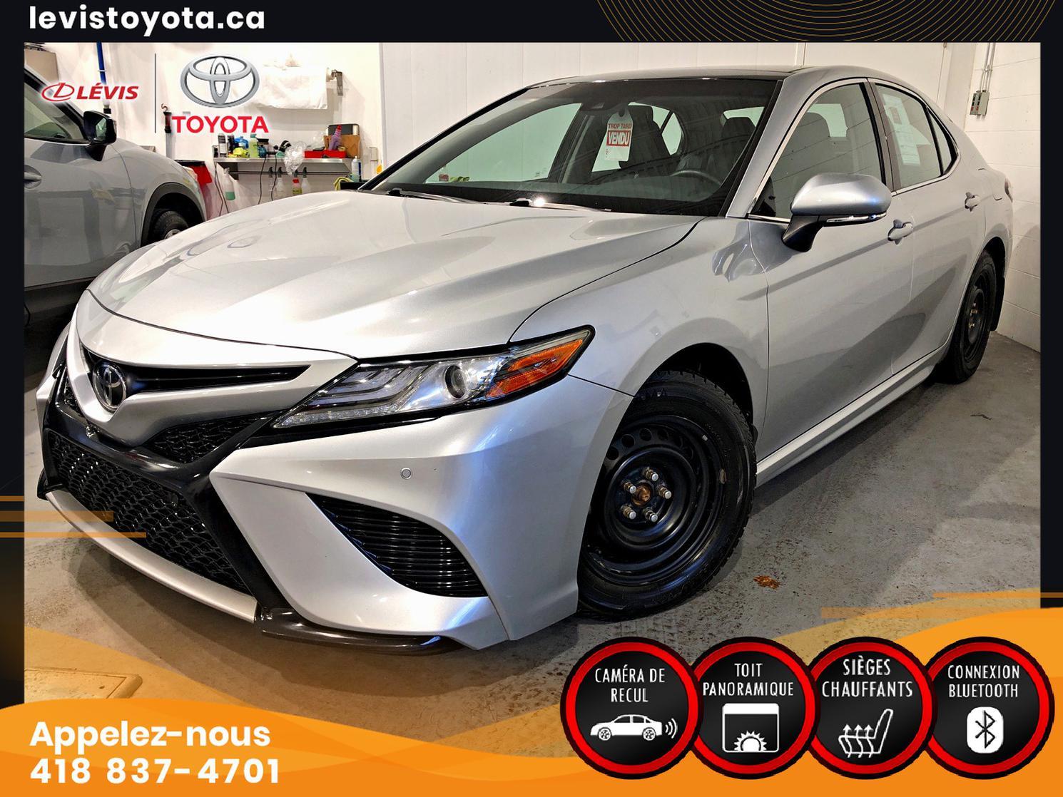 Toyota Camry XSE AUT 2018