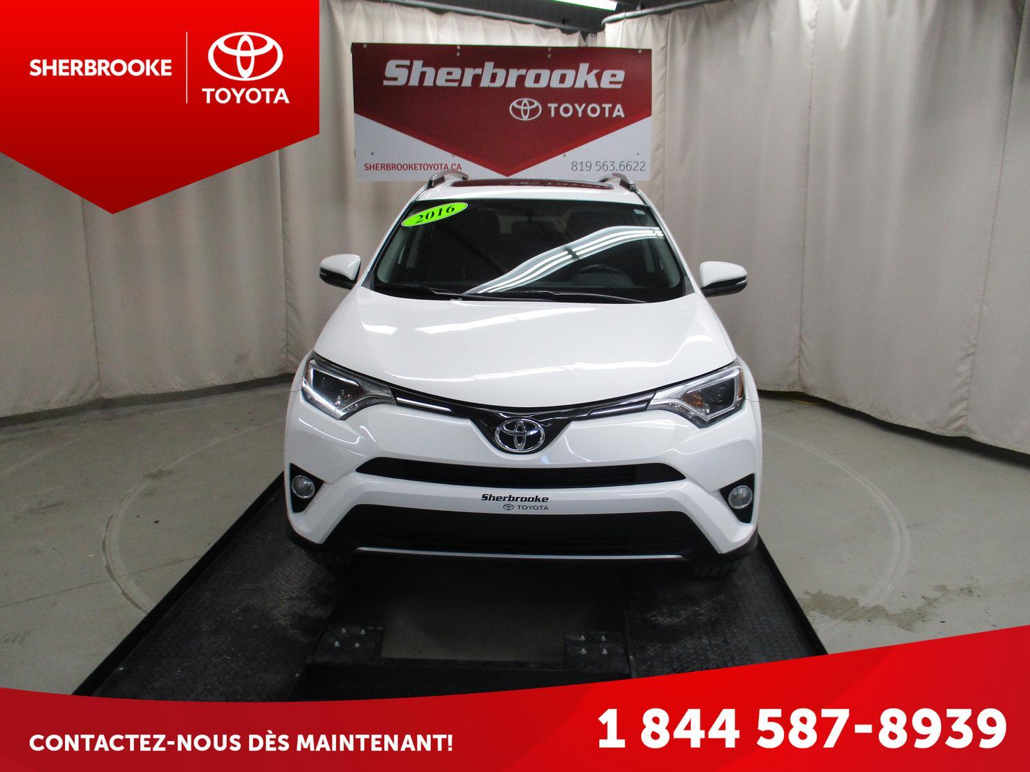 2016 Toyota RAV4 XLE AWD