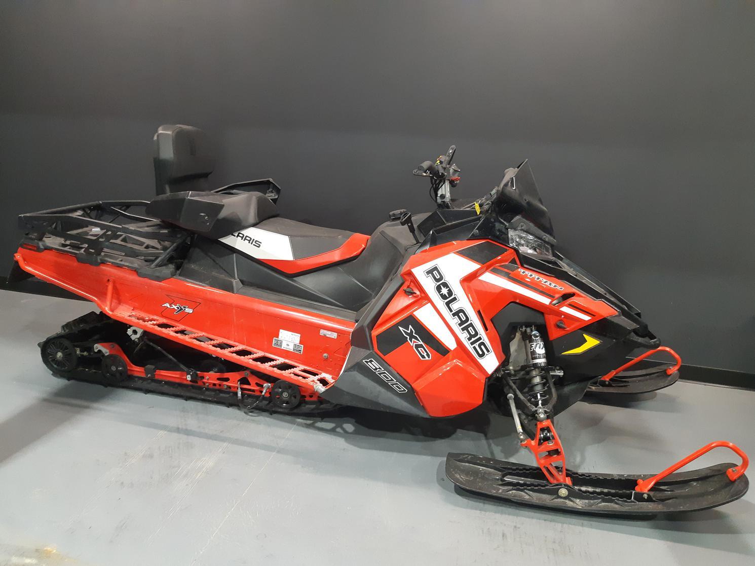 2019 Polaris TITAN XC 800