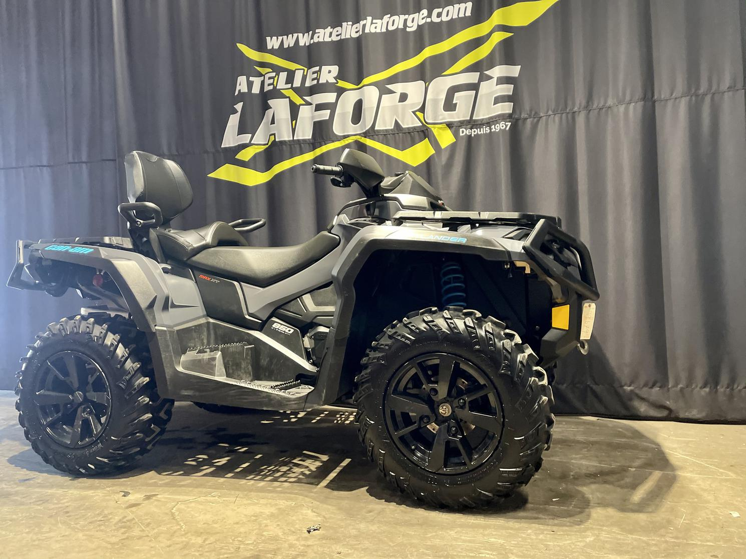 2020 Can-Am outlander max xt 850