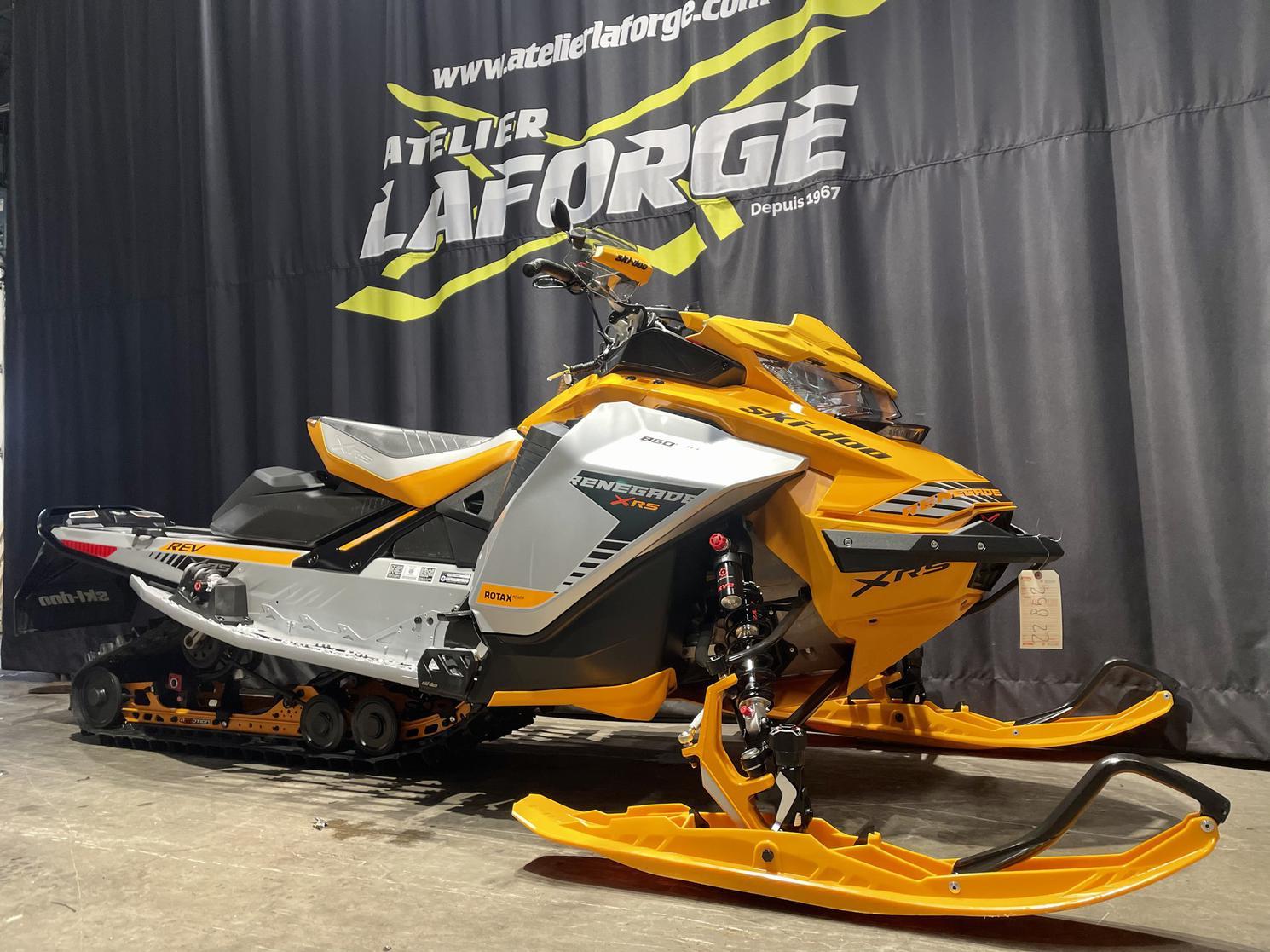 2019 Ski-doo renegade 850 xrs