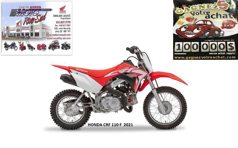 Honda CRF 110 F 2021