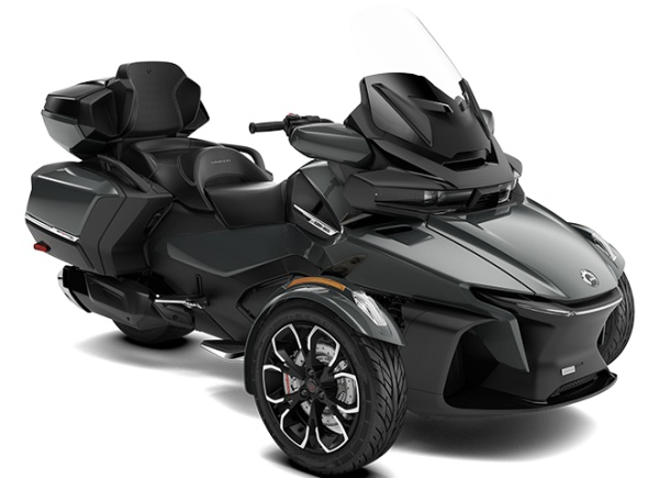 Can-Am spyder rt limited 2021 - edition chrome