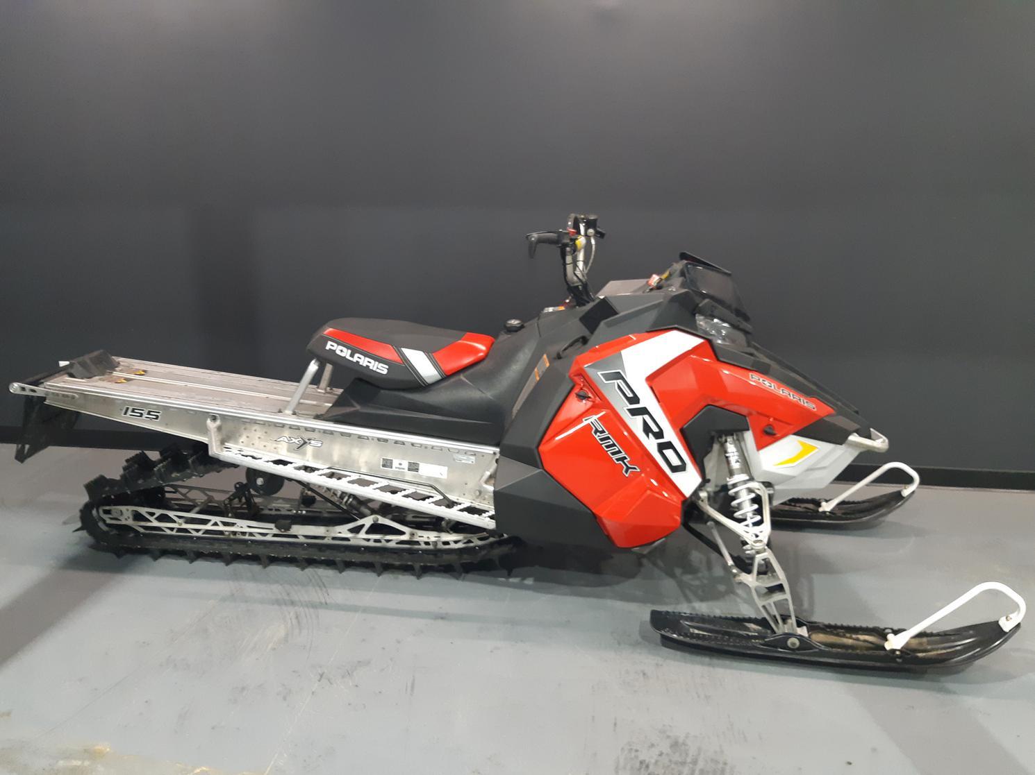 2017 Polaris PRO RMK 800 155»
