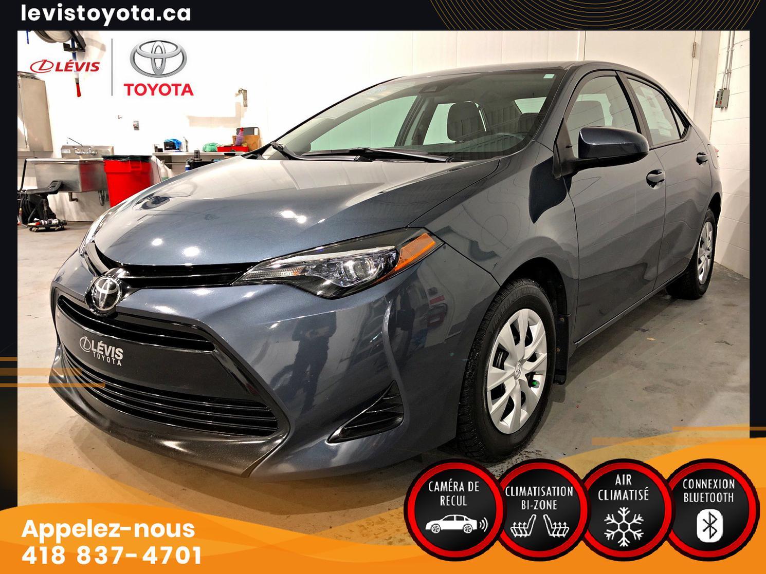 Toyota Corolla CE AUT A/C 2018