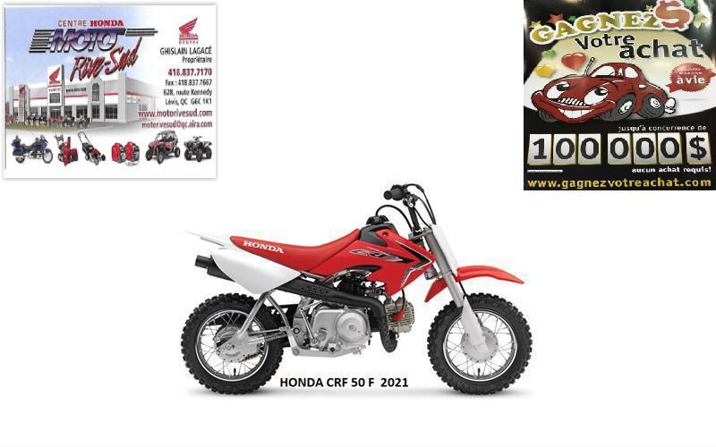 Honda CRF 50 F 2021