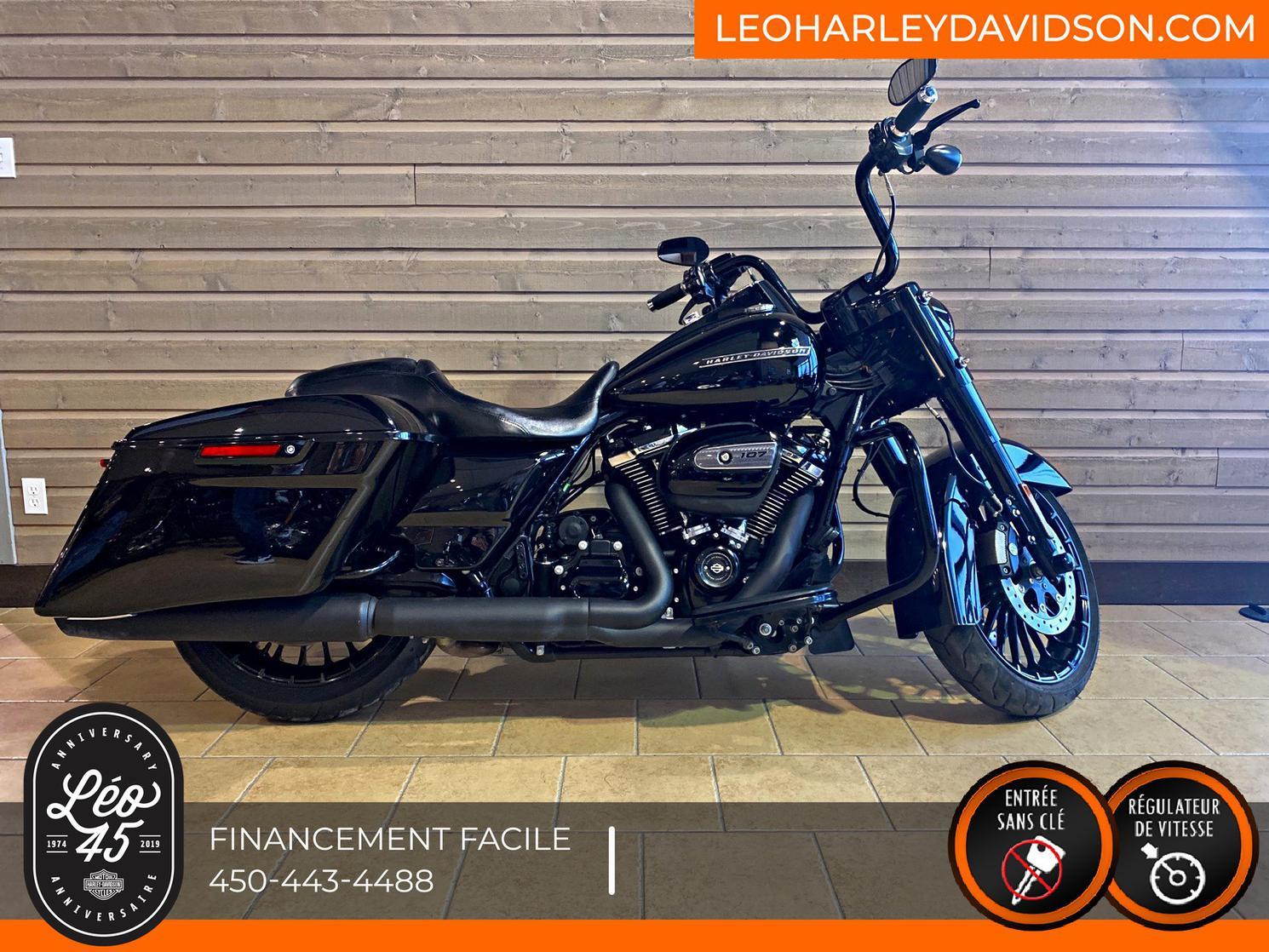 2018 Harley-Davidson FL-Road King Special FLHRXS