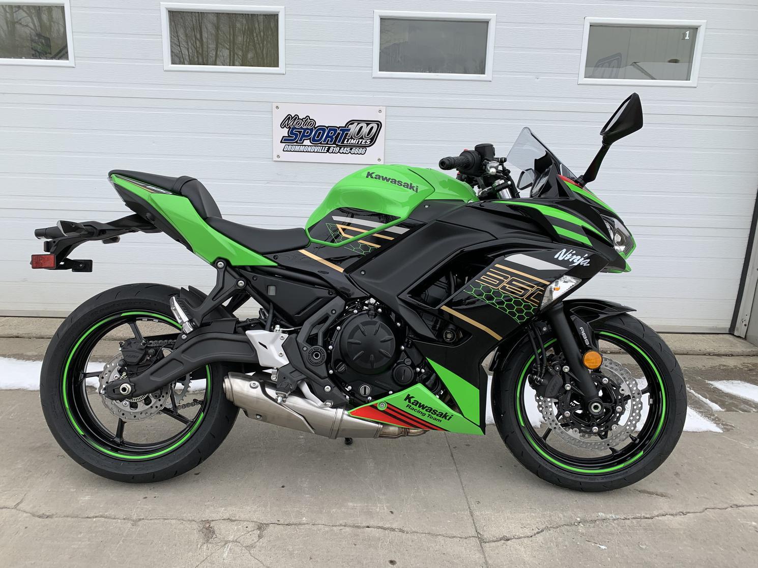 Kawasaki NINJA 650 ABS KRT 2020