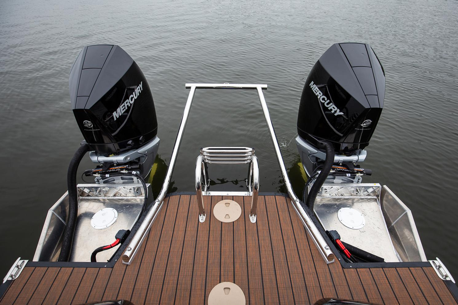 2022 Manitou Pontoon boat for sale, model of the boat is XT 27 & Image # 18 of 18