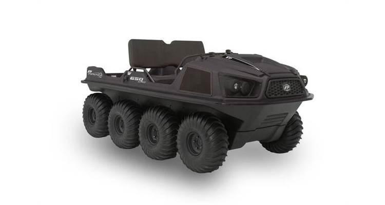 2021 Argo FRONTIER 650 8X8
