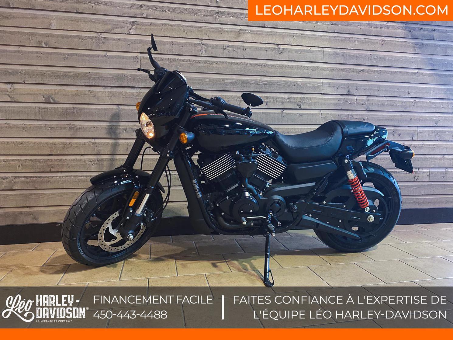 Harley-Davidson XG750A 2020