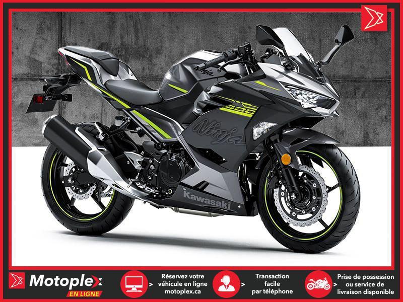 Kawasaki NINJA 400 ABS SE (EDITION SPÉCIALE) 2021 2021