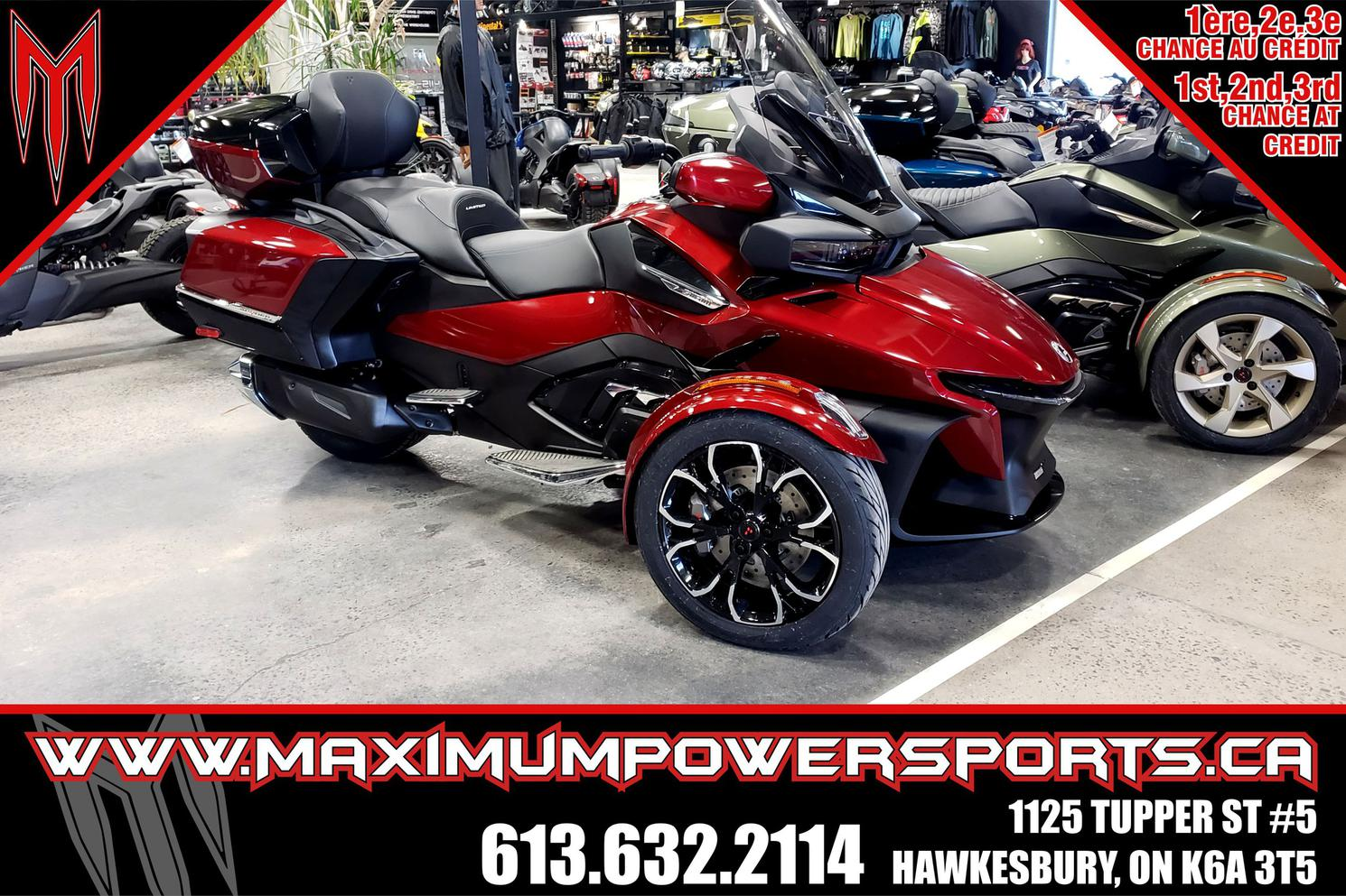 Can-Am SPYDER RT LIMITED (SE6) 2021