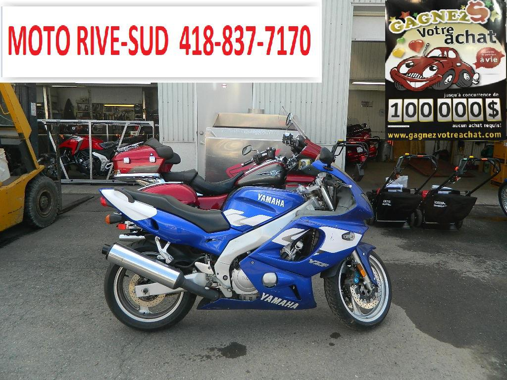 1998 Yamaha YZF 600 R