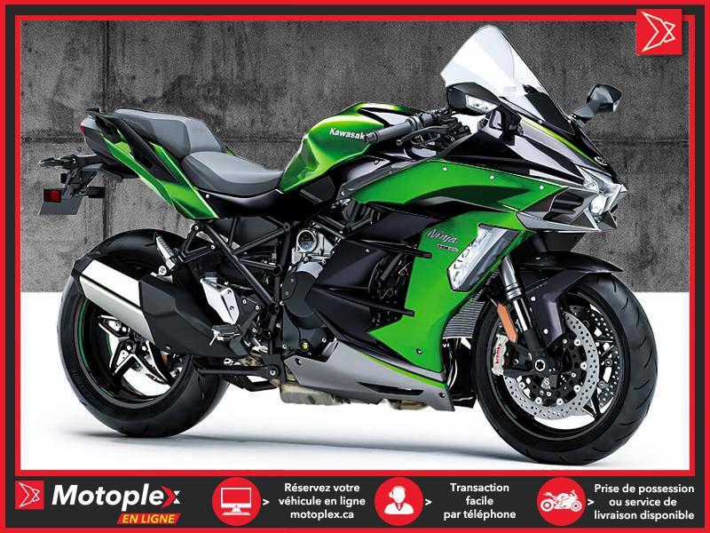 Kawasaki NINJA H2 SX SE+ 2021 2021