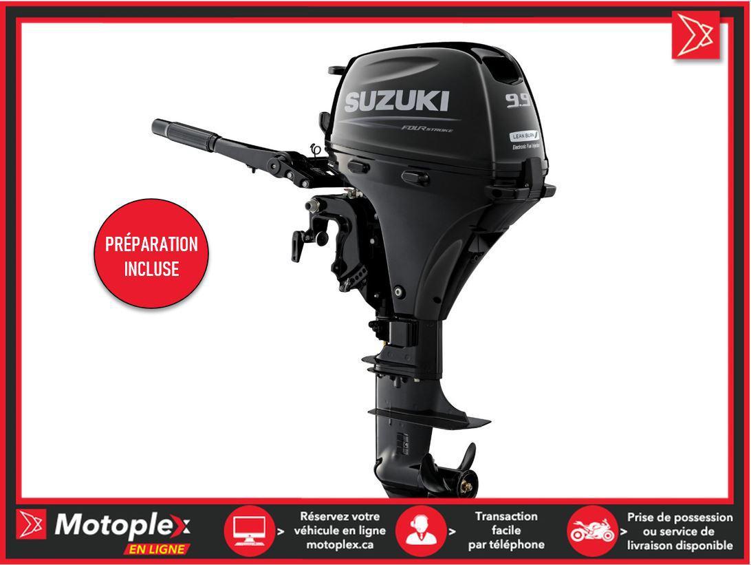 2021 Suzuki DF9.9A