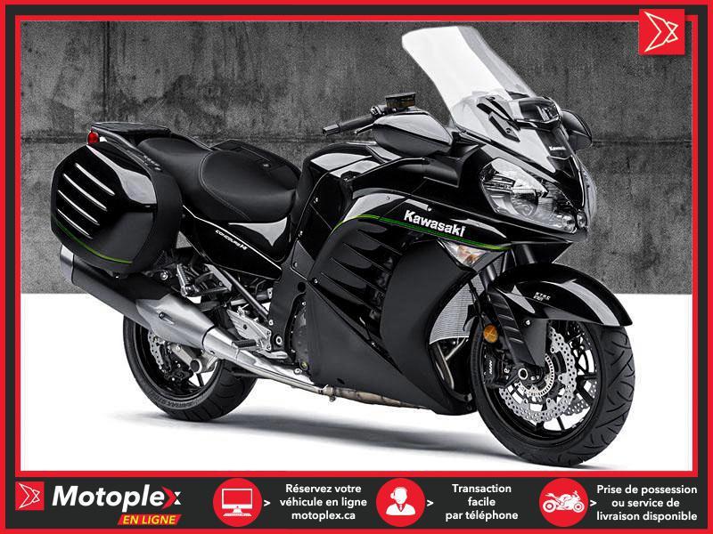 Kawasaki CONCOURS 14 ABS 2021